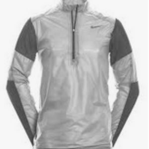 Nike Golf HyperAdapt 1/2 Zip Wind Jacket 585773 L